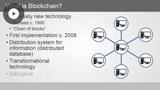 Exploring Blockchain