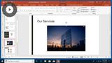 Using Multimedia in Presentations