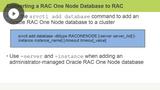 RAC One Node