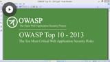 Application Security Awareness & Validation
