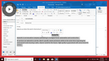 Formatting Email Text