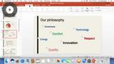 Adding Animation to your Presentation