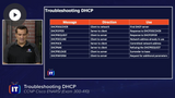 ENARSI: Device, SNMP, DHCP, & Syslog Troubleshooting