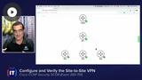 SCOR: Configuring and Verifying VPN & IPsec