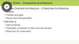 Service Oriented Architecture (SOA) Governance