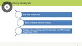 IBM Memory Analyzer & Visualizer