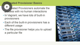 Commands, Share, & VM Provisioning