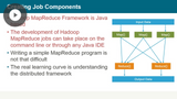 Programming with MapReduce