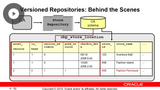 Versioned and Hierarchal Repositories & Caching