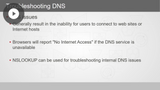 Troubleshooting Common Network Service Issues