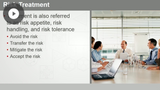 Risk Mitigation Strategies and Controls