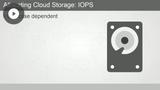 Planning Cloud Storage Resources
