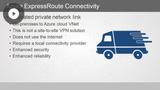 Azure External Network Connectivity Design