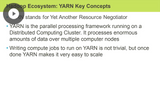 Data Refinery with YARN