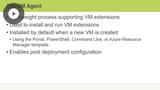 Managing Azure Virtual Machines
