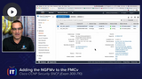 SNCF: Deploying NGFWv & Adding It to the FMCv