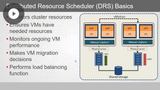 Distributed Resource Scheduler (DRS)